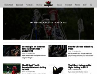 sportsglory.com screenshot