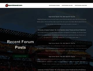 sportshawaii.com screenshot