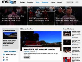 sportsmediawatch.com screenshot