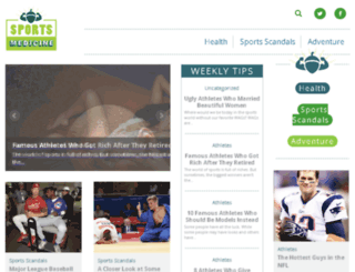 sportsmedicine.tips screenshot