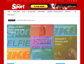 sportsnewsnow.co.uk screenshot