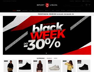 sportvision.ba screenshot