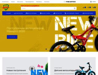 sportx3.ru screenshot