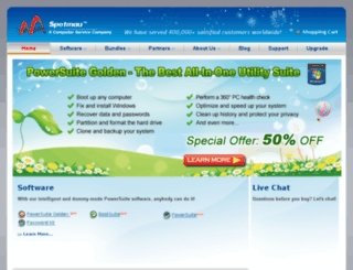 spotmau.com screenshot