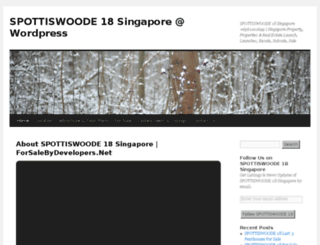 spottiswoode18singapore.wordpress.com screenshot