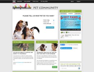 spottytail.com screenshot