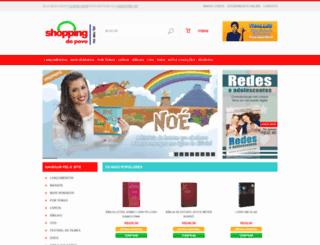 spovo.com.br screenshot