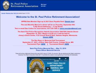 sppra.org screenshot