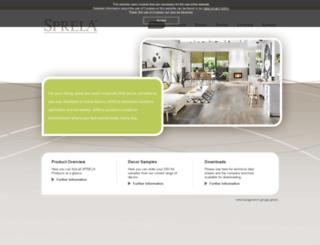 sprela.de screenshot