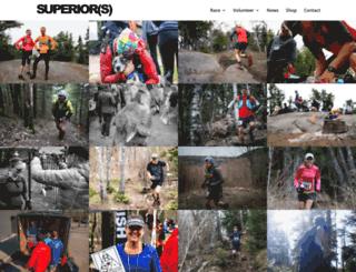 spring.superiortrailrace.com screenshot