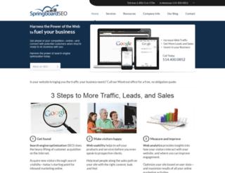 springboardseo.com screenshot