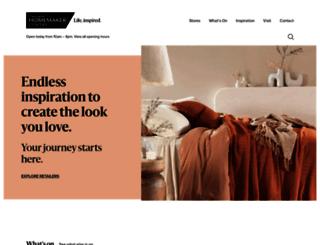 springvalehomemakercentre.com.au screenshot