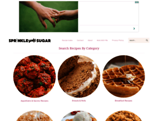 sprinklesomesugar.com screenshot