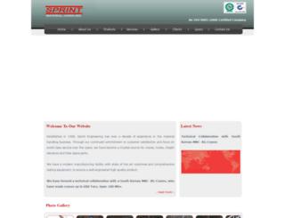 sprintindia.com screenshot