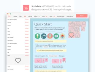 spritebox.net screenshot