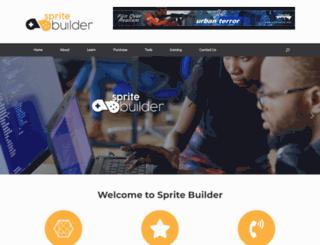 spritebuilder.com screenshot
