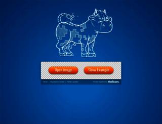 spritecow.com screenshot