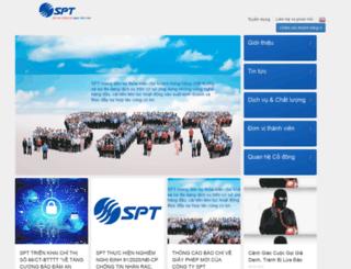 spt.vn screenshot