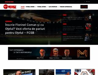 sptfm.ro screenshot