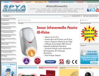 spya.com.br screenshot