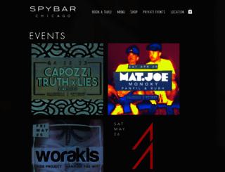 spybarchicago.com screenshot
