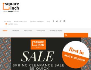 squareinch.co.nz screenshot