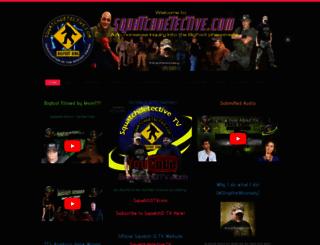 squatchdetective.com screenshot
