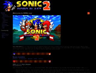 srb2.org screenshot
