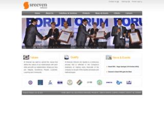 sreeveninfo.com screenshot