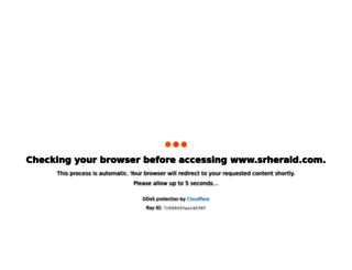 srherald.com screenshot