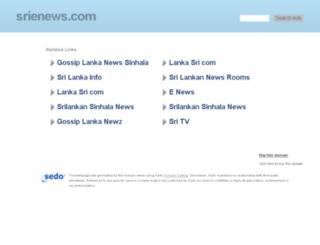 srienews.com screenshot