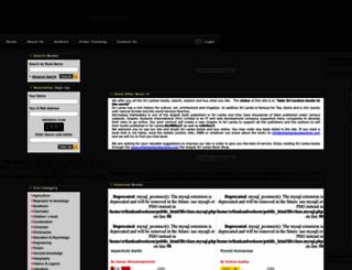 srilankabooksonline.com screenshot
