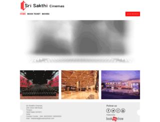 srisakthi.net screenshot