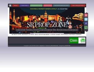 srpropzone.com screenshot