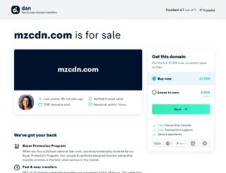 srv.mzcdn.com screenshot