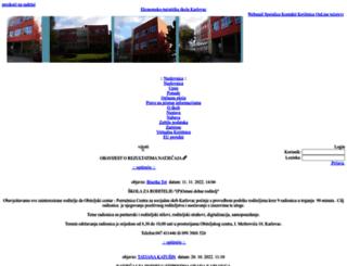 ss-ekonomsko-turisticka-ka.skole.hr screenshot