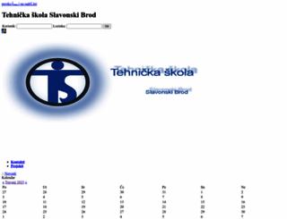 ss-tehnicka-slavonski-brod.skole.hr screenshot