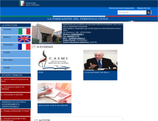 ssai.interno.it screenshot