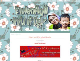 ssasliza-contest.blogspot.com screenshot