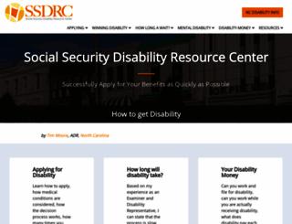 ssdrc.com screenshot