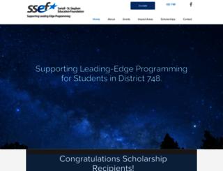 ssef.net screenshot