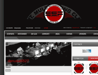 ssf.mateusz-coding.com screenshot