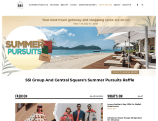 ssilife.com.ph screenshot