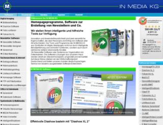 ssl.in-mediakg.de screenshot