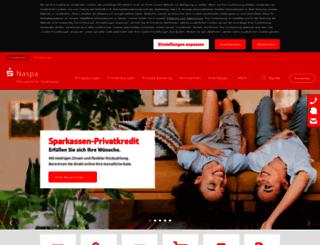ssl.naspa.de screenshot
