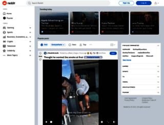 ssl.redditgifts.com screenshot