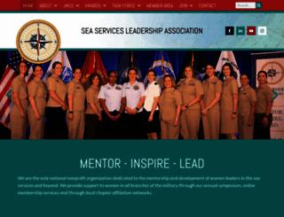 ssla.wildapricot.org screenshot