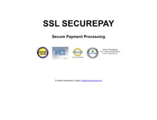 sslsecurepay.com screenshot