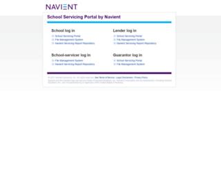 ssp.navient.com screenshot