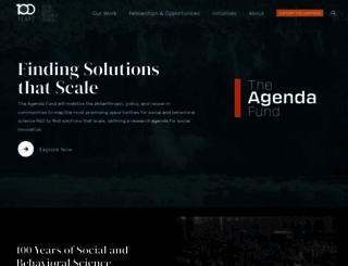 ssrc.org screenshot